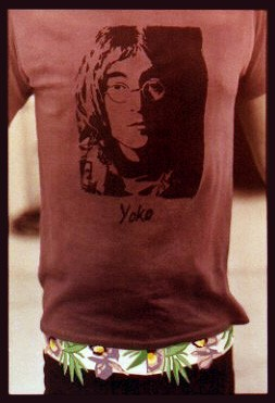 Beatles, Yoko Ono, Louis Jacinto, Fine Art Photography, Chicano Art, onodream