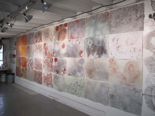 Pulp Paintings