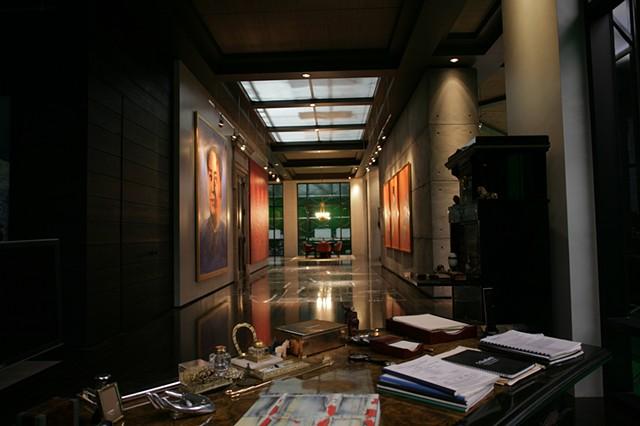 Shaw Hallway