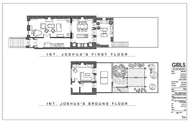 Joshua's House Floorplan
