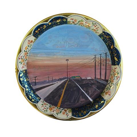 Highway Plate, 3
