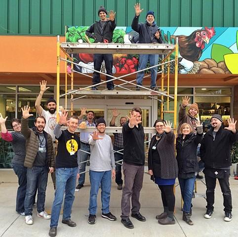 New Pioneer Food Co-op in Cedar Rapids