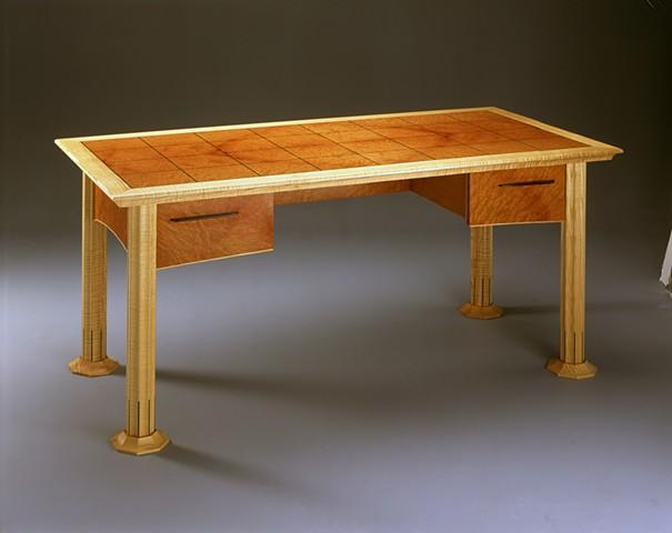 desk, work surface