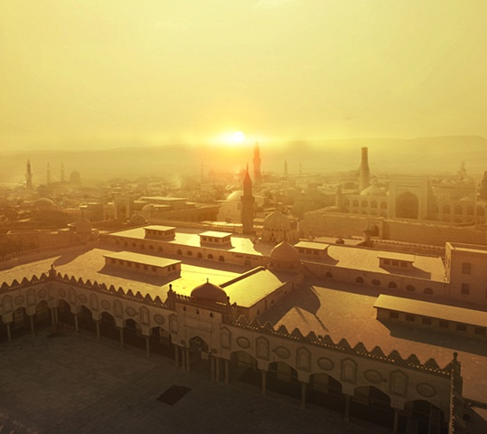 "Cairo Concept ""The Greatest Journey"""