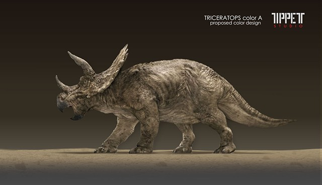 Triceratops (Buick Ad)