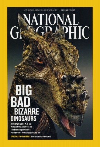 National Geographic: Dracorex