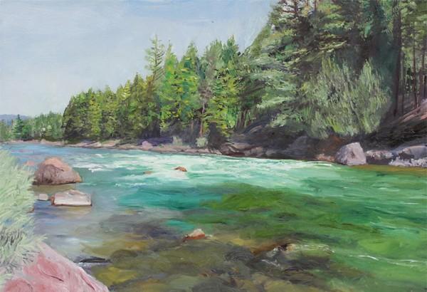 """""""Blackfoot River"""""""