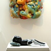 "Karen Titus Smith and Pam Lethbridge ""Game Time"" and ""Sleeping Child"""