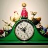 Shaker Mantle Clock
