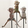 """Pam Lethbridge """"Five Figures on a Stand"""""""