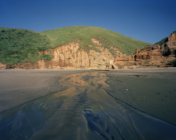 McClures Beach, Point Reyes, Marin County, 2006