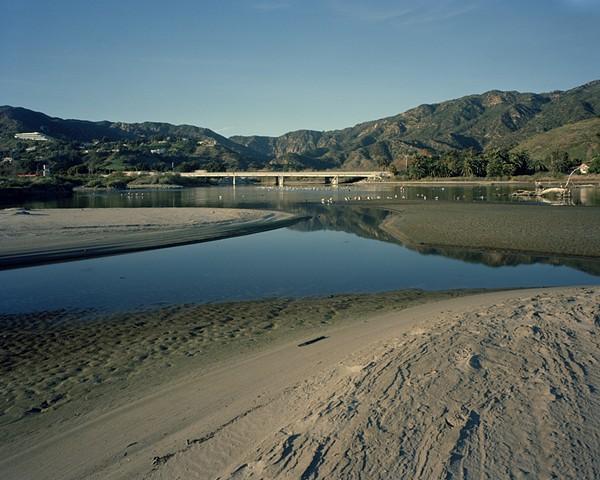 Malibu Lagoon and Pacific Coast Highway, Malibu Creek State Park, 2003