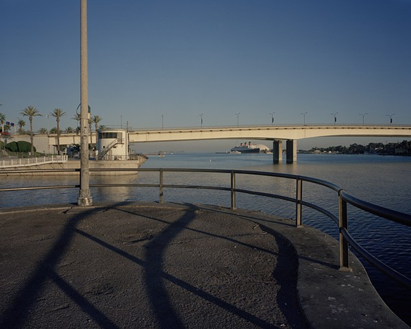 Mouth of the Los Angeles River, Long Beach, Los Angeles County, 2000