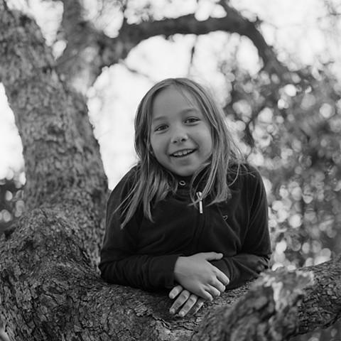 Jana at Wheeler Creek, 2009