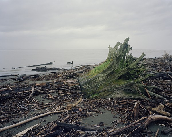 Mouth of the Eel River, Humboldt County, 2006