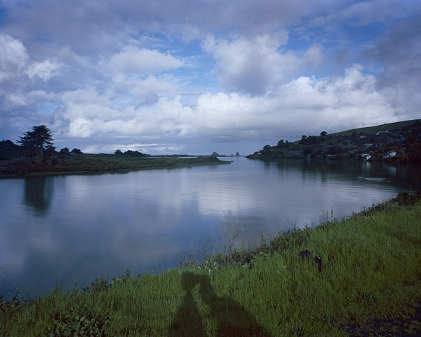 Approaching the Mouth of the Russian River, Sonoma County, 2006