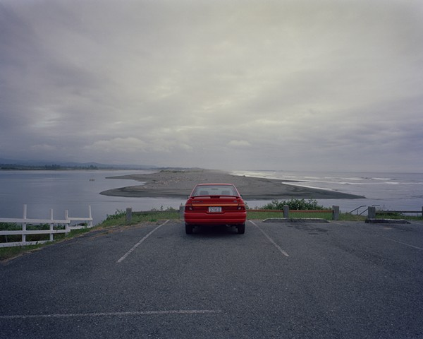 Mouth of the Smith River, Del Norte County, 2001