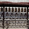 Prayer Wheels, Swyambhunath, Nepal, 1992