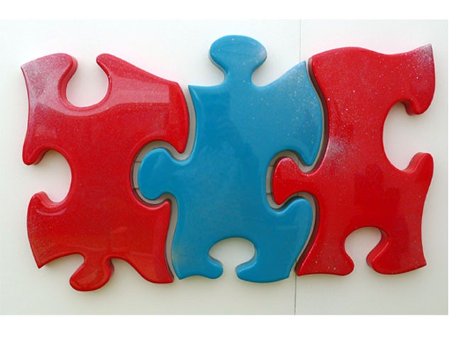 """Puzzle"" (left brain solution"