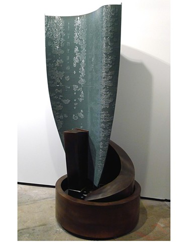 Free Standing Water wall