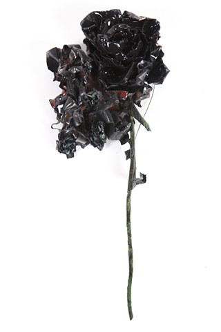 Mourning Love Boutonniere