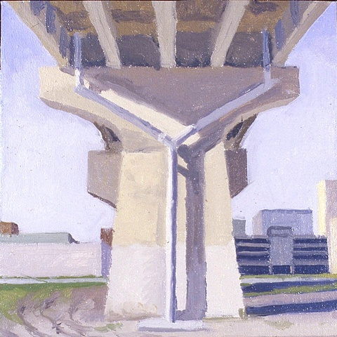 5 Part Overpass, First Panel