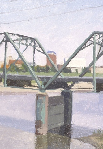 Railroad Bridge, Des Moines