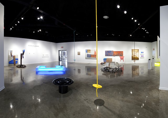 Phases of an Image, Center Galleries, Detroit   photo: P.D. Rearick