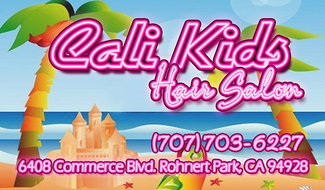 Cali Kids Hair Salon