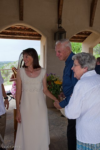 Cheryl and Parents
