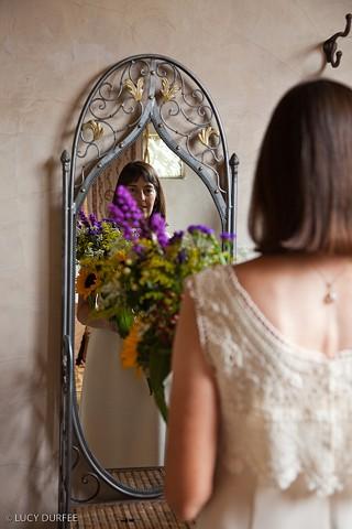 Cheryl - mirror Portrait