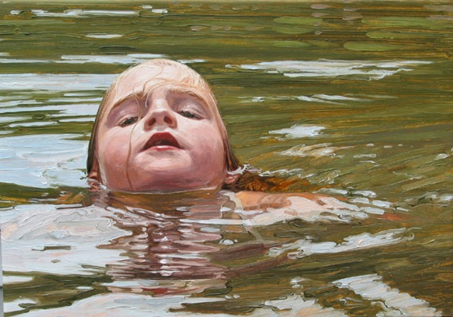 Faye-Heads Above Water Series