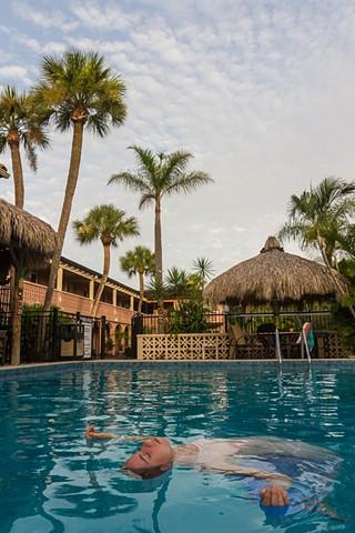Tahitian Pool Study