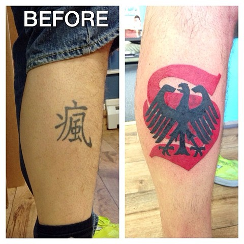 Cover-up on Karl