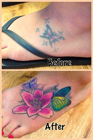 Cover-up Dana