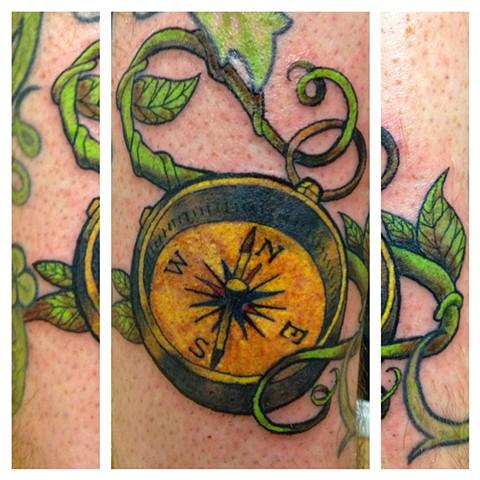 Christian's compass