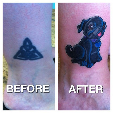 Cover-up Emily