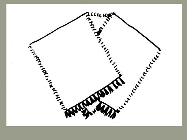 Triangle Wrap