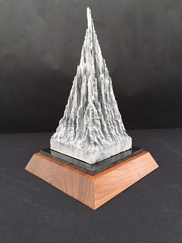 aluminum sculpture contemporary art