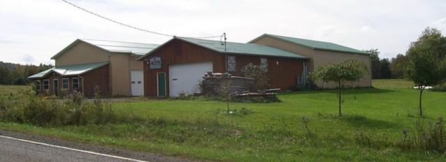Our Shop Buildings