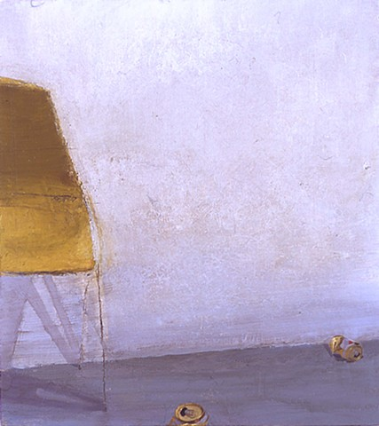 Still High Life with Yellow Chair 1
