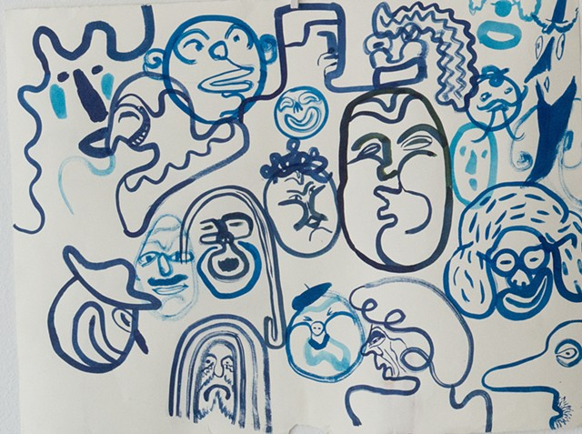faces in ink 2