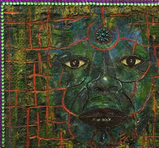 Cultural depiction of Africans in bondage