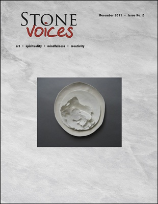 Stone Voices Magazine Cover