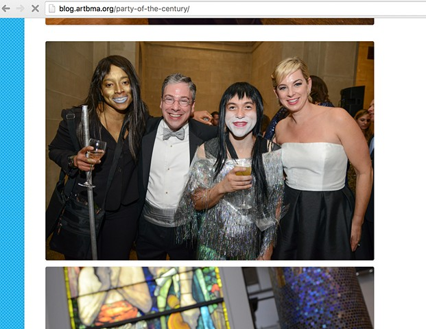 Baltimore Museum of Art | Party of the Century 2014!