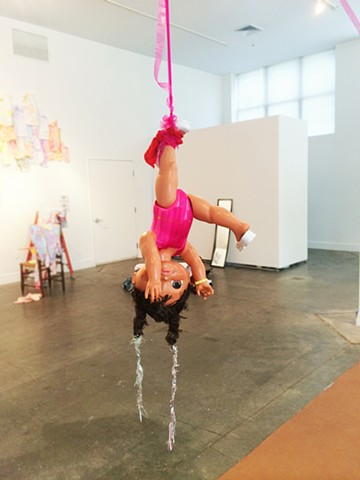 performance art, hoesy corona, Gallery CA, baltimore, art, contemporary art