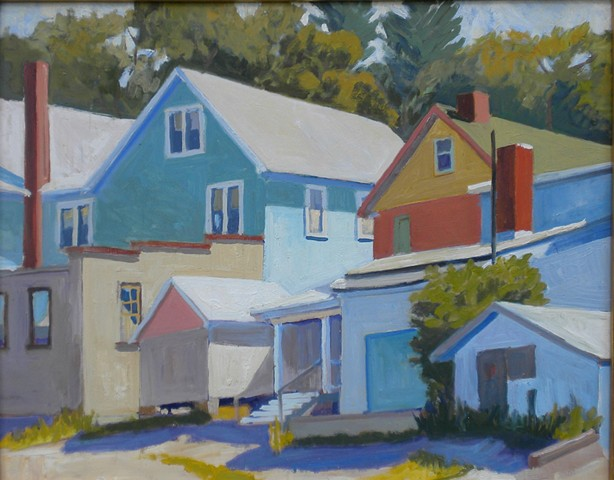Sykesville Parking II - SOLD