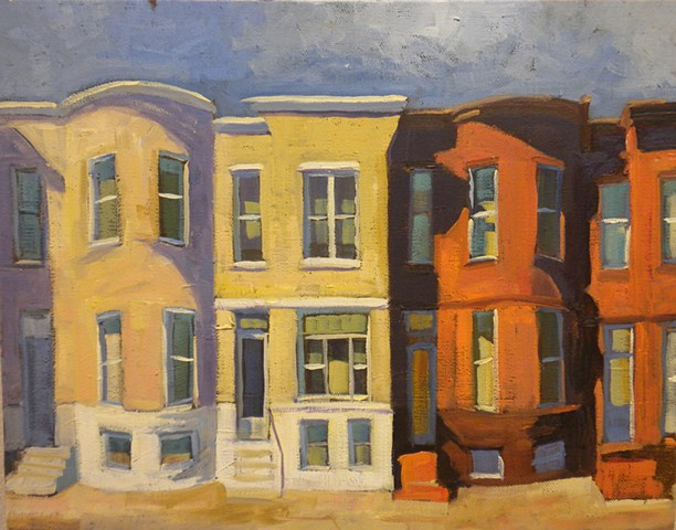 East Randall Street, Baltimore - SOLD