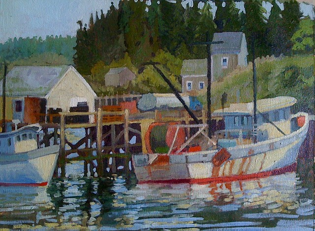Ella Christine, Port Clyde - SOLD