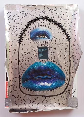 "BOXES  ""Blue Lips"""